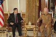 آمریکا از کردستان عراق خواست رابطه با ایران را قطع کند