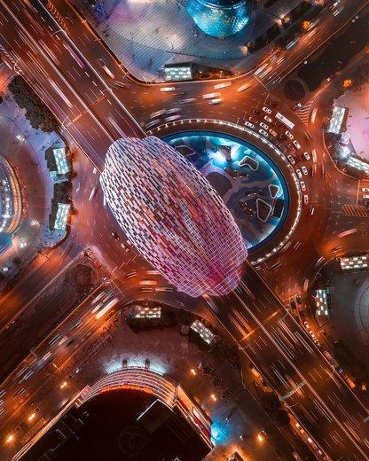 شهر شانگهای چین