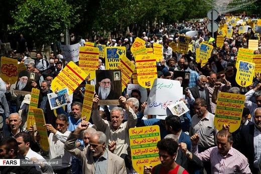 شمخاني يشيد بمسيرات الشعب الداعمة لقرار البلاد حول الاتفاق النووي
