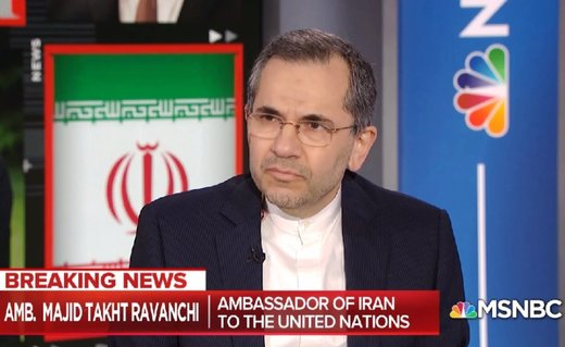 Envoy:Trump unaware that Iran not seeking nuclear weapons