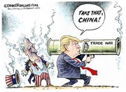 نتیجه جنگ تجاری آمریکا با چین را ببینید!