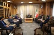 تودیع و معارفه مدیر کل امور اتباع و مهاجرین خارجی استان قم/ شیرمحمدی به خانه بازگشت