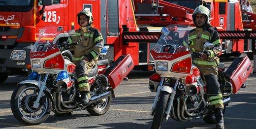 استخدام ۴۰۰۰ نفر در مشاغل آتشنشانی/ اعلام جزییات