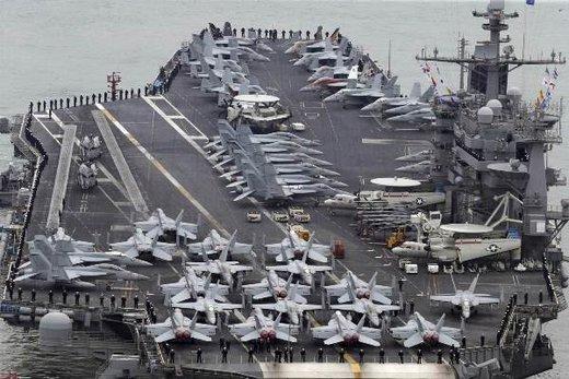 واشنطن ترسل سفينة هجومية وبطارية باتريوت للشرق الأوسط