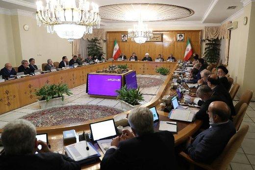 مصوبات جلسه هیات دولت: از تصویب لایحه شفافیت تا تعیین نصاب معاملات قانون برگزاری مناقصات