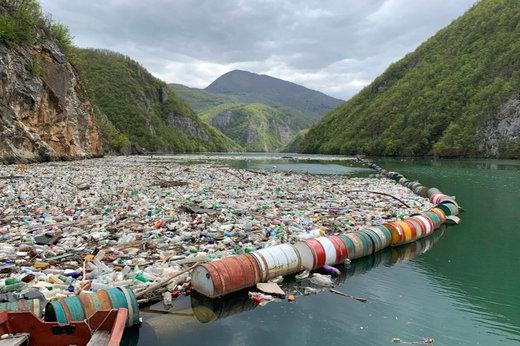 فیلم   رودخانهای مثل آینه که حالا میزبان ۲۰۰ تن زباله در روز است