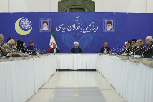 President says Iran suffering from US unprecedented pressure