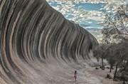 عکس |  صخرههای مواج استرالیا در عکس روز نشنال جئوگرافیک