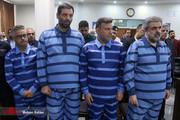 تصاویر | متهمان پرونده پدیده در دادگاه