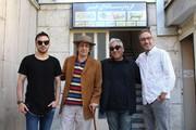 تصاویر   هنرمندان «سامورایی در برلین» در کافه خبر
