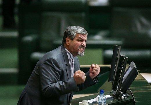 کنایه توئیتری کواکبیان به نمایندگان مجلس: با جنجال جناحی علیه ظریف می خواهید شق القمر کنید؟