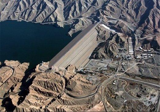 المخزون المائي بالسدود الايرانية يلامس 41 مليار متر مكعب