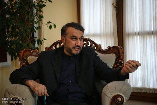 امیرعبداللهیان: تهدید به جنگ با هدف وادار کردن ایران برای مذاکره صورت میگیرد