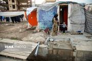 تصاویر | نگاهی به زندگی سخت مردم سرپل ذهاب ۱۹ ماه پس از زلزله