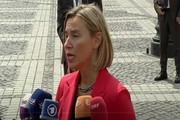 موگرینی: در نشست بروکسل درباره ایران و ونزوئلا گفتوگو میکنیم