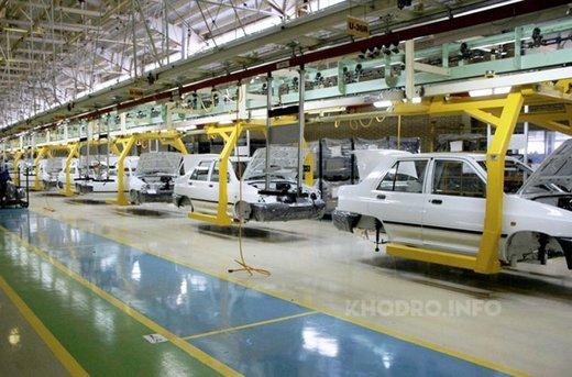 تغییرات قیمتی ارزانترینها در بازار خودرو/ ساینا ۶۰.۵۰۰.۰۰۰ تومان