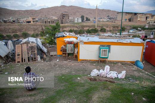 سرپل ذهاب؛۱۹ماه پس از زلزله