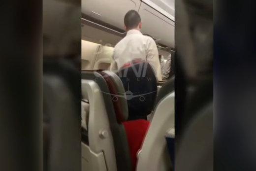 تاخیر در پرواز, هواپیما