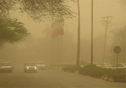 آغاز فصل بادهای ۱۲۰ روزه در سیستان/ آلودگی شدید هوای زابل