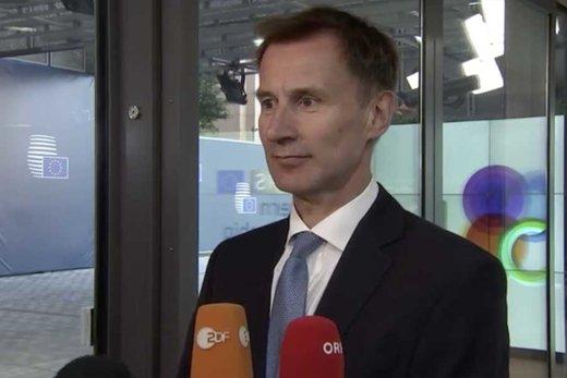 موضعگیری خصمانه وزیرخارجه انگلیس علیه ایران