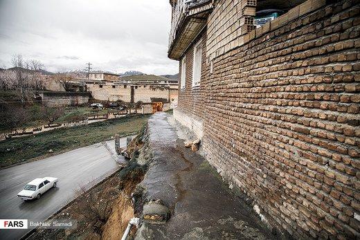 حاشیهها و نواحی منفصل شهری سنندج