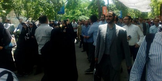 بیبیسی تجمع دوشنبه دانشگاه تهران را چگونه گزارش کرد؟/ عاملان تجمع، مارکسیستها بودند؟
