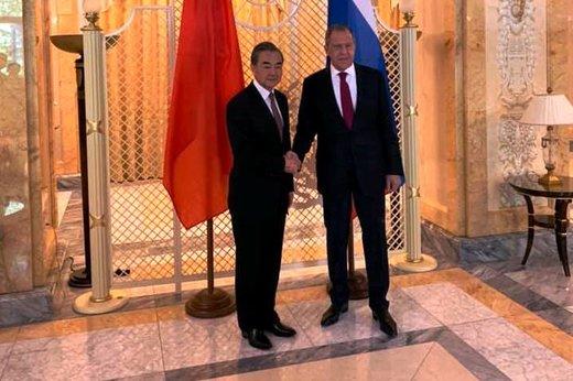 وزرای خارجه چین و روسیه درباره اجرای برجام چه گفتند؟