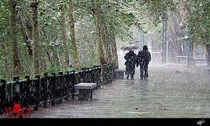 هشدار سازمان هواشناسی: رگبار و وقوع سیلاب در تهران
