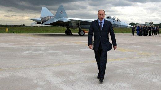 ارتش فضایی روسیه به دستور پوتین تاسیس میشود