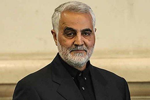تصویری معنادار در کانال تلگرامی منتسب به سردار سلیمانی