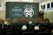 بخش بینالملل بیست و هفتمین نمایشگاه قرآن گشایش یافت