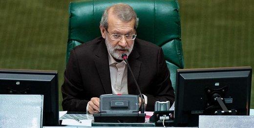 واکنش لاریجانی به اهانت یک مداح به اهل سنت در رسانه ملی/ صداوسیما از بیان مسائل اختلافبرانگیز پرهیز کند/ گزارش برجامی به مجلس رسیده است