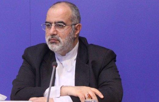 کنایههای توئیتری حسام الدین آشنا به سعید جلیلی