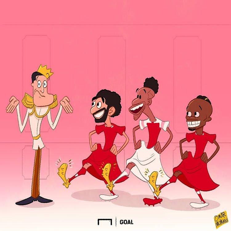 فوتبال اروپا,کاریکاتور,لیگ برتر انگلیس