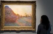 رکوردی که تابلوی نقاشی «مونه» ثبت کرد
