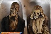 تصاویر | ترسناکترین مقصد سفر برای توریستها؛ شهر مردگان در پالرمو