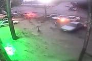 فیلم | تصاویر منتشرشده از سیل هولناک کاشان