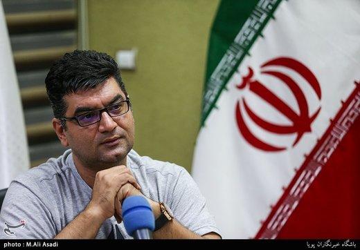 علی عطشانی «سلفی با دموکراسی» را درباره جانبازان و شهدا میسازد