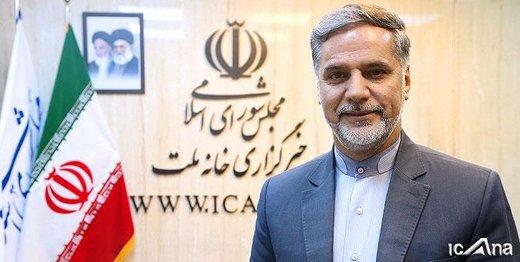 تاکید نماینده ورامین بر قدرت ایران/ هنوز دستگاه دیپلماسی خود را به ترازهای انقلاب اسلامی نرسانده