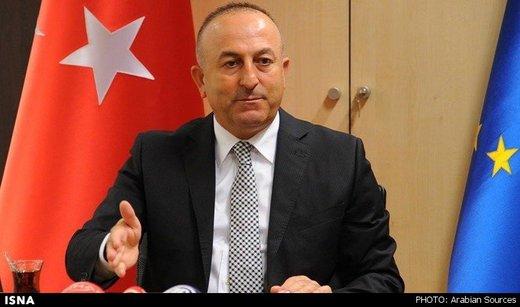 وزیر خارجه ترکیه از توافقی جدید درباره سوریه خبر داد