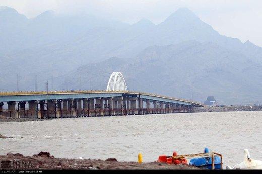 تراز دریاچه ارومیه ۱.۰۸ متر افزایش یافت