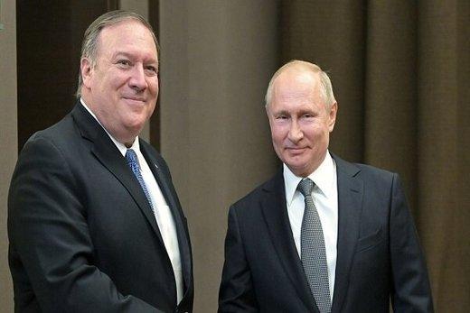 روسیه به ائتلاف «آمریکا و اسرائیل» درباره سوریه میپیوندد؟