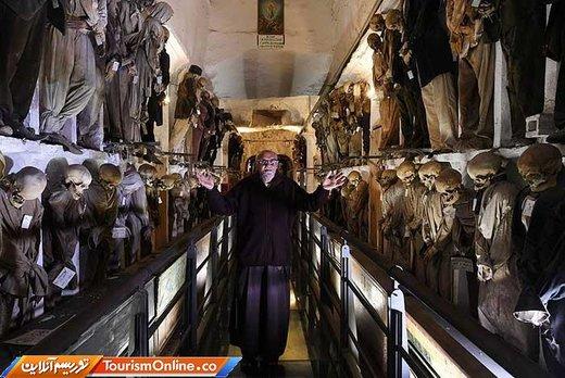 گوردخمه کاپوچین در ایتالیا