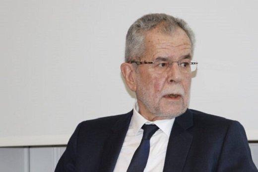 رئیس جمهور اتریش از تحریمهای ضد ایرانی انتقاد کرد