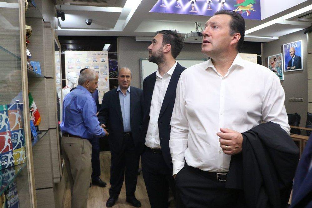 دو روی سکه مردی که قرار است نفر اول فوتبال ملی ایران شود