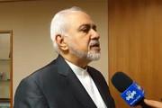 ظریف: لن تندلع حرب في المنطقة