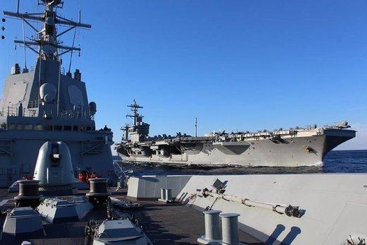 پاسخ اسپانیا به چرایی فراخوان ناو جنگی خود از خلیج فارس