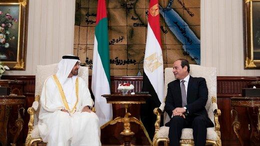 شوی ولیعهد ابوظبی: هدف قرار گرفتن نفتکشهای ما تهدید علیه جهان است!