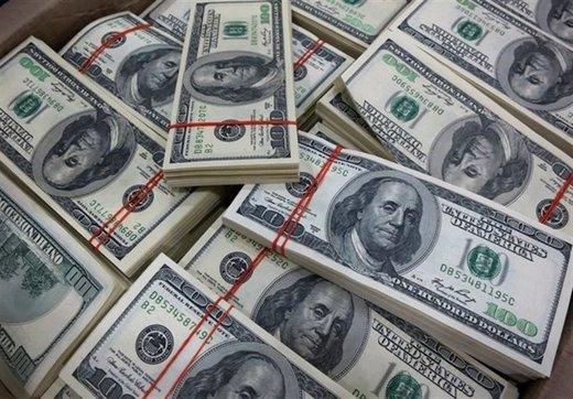 قیمت دلار در صرافیهای بانکی کاهش یافت/ هر دلار ۱۴.۵۵۰ تومان