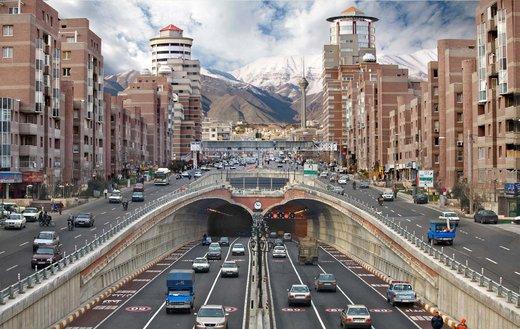 ثبت نقشههای دمای تهران در نیم قرن اخیر/ خنکترین و گرمترین سالهای پایتخت را بشناسید
